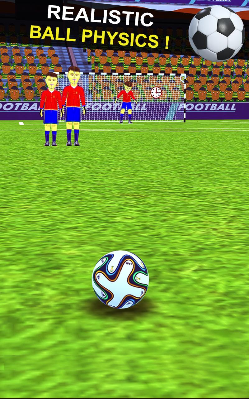 Kids Football Strike Soccer Tiros Libres: Amazon.es: Appstore para ...