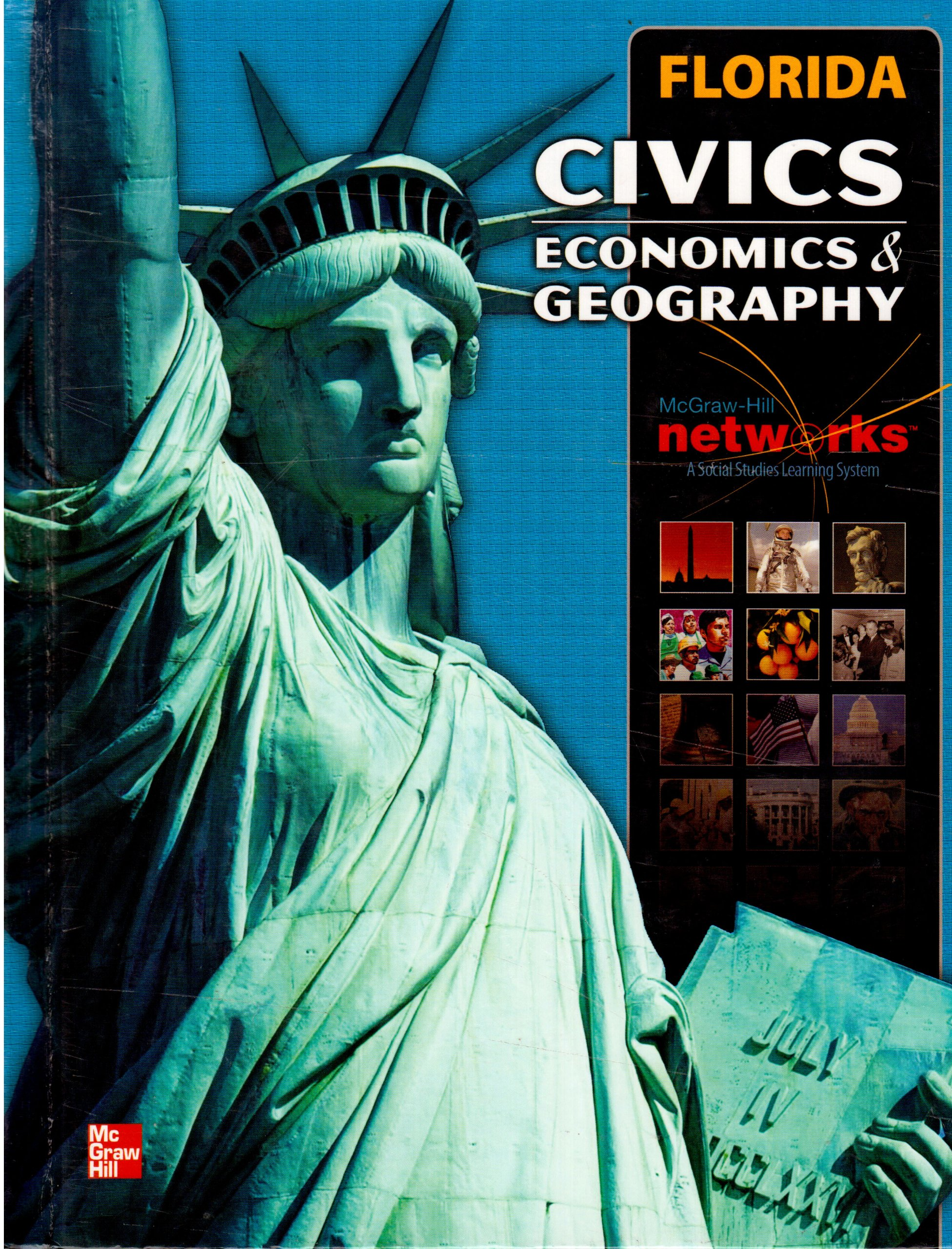 Civics Economics Geography Florida 9780076600854 Amazoncom Books