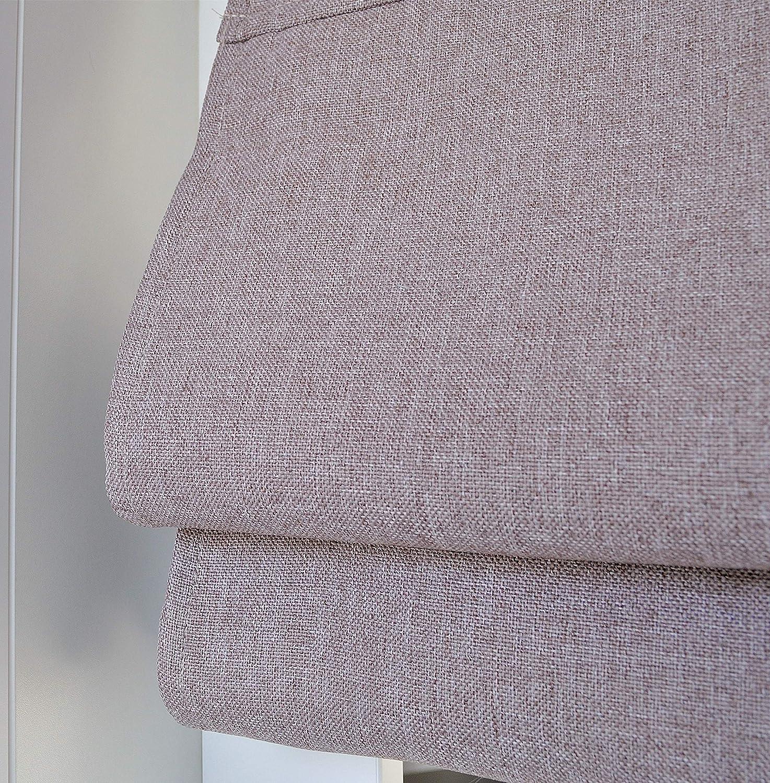 Kutti Store Bateau Dimout Blackout oeilets sans per/çage Turquoise 60 x130 cm