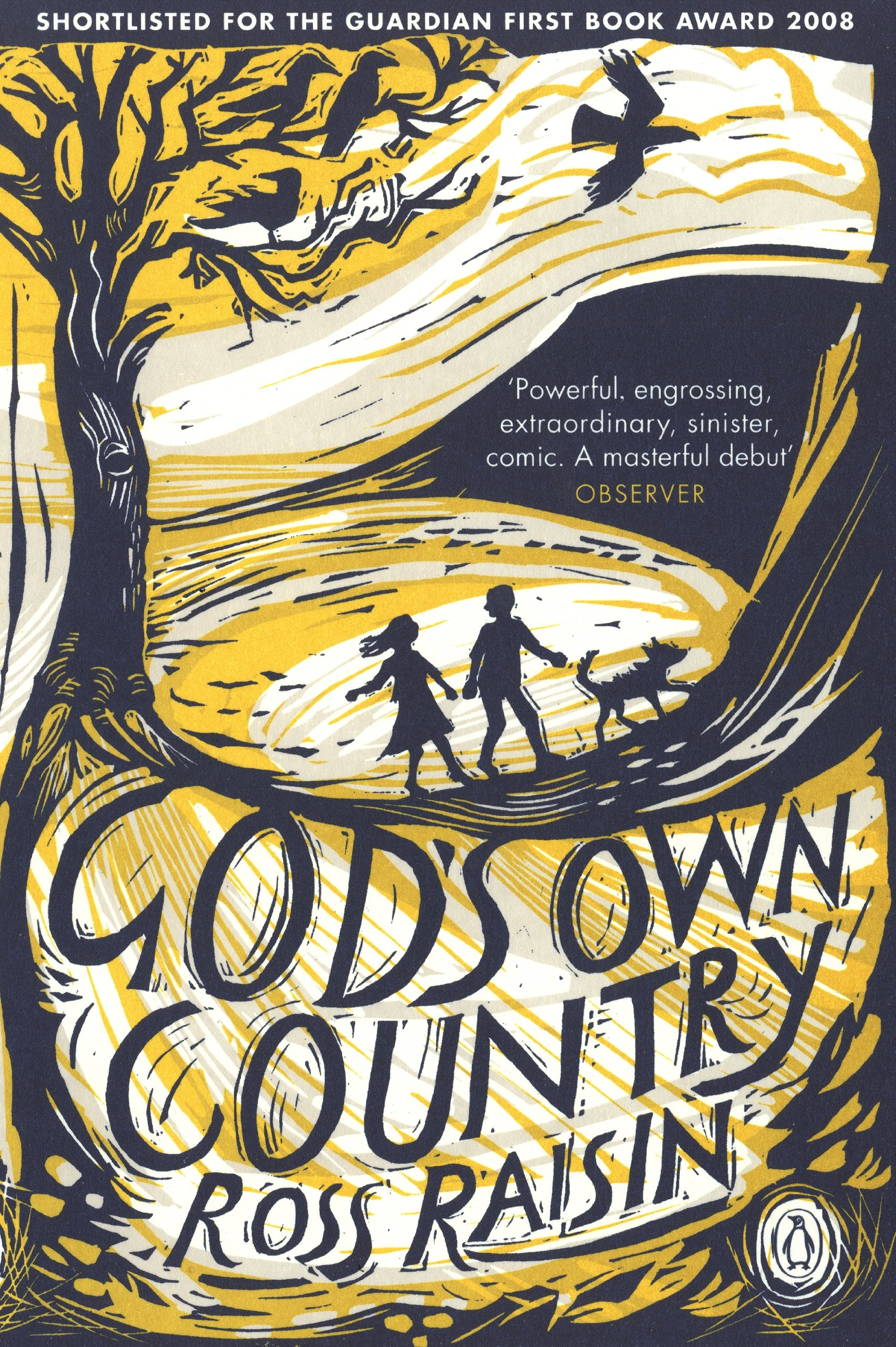 God's Own Country: Raisin, Ross: 9780141033525: Amazon.com: Books