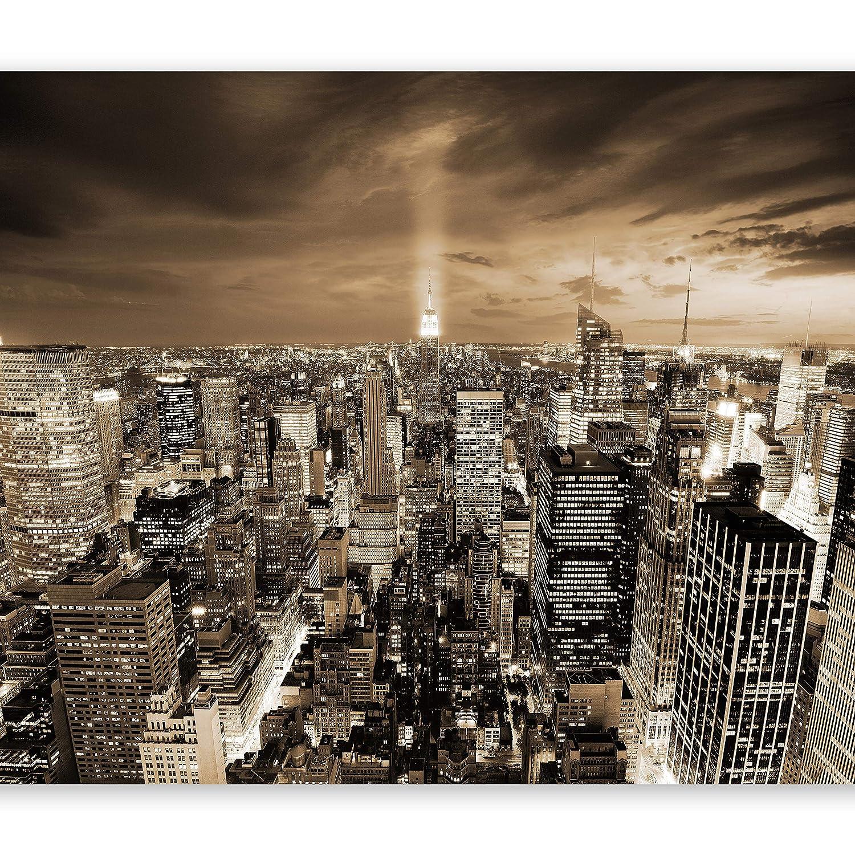 Murando - Fototapete 350x256 cm - Vlies Tapete - - - Moderne Wanddeko - Design Tapete - Wandtapete - Wand Dekoration - City Stadt New York NY d-B-0032-a-d B00UC33GFQ Wandtattoos & Wandbilder b0dde9
