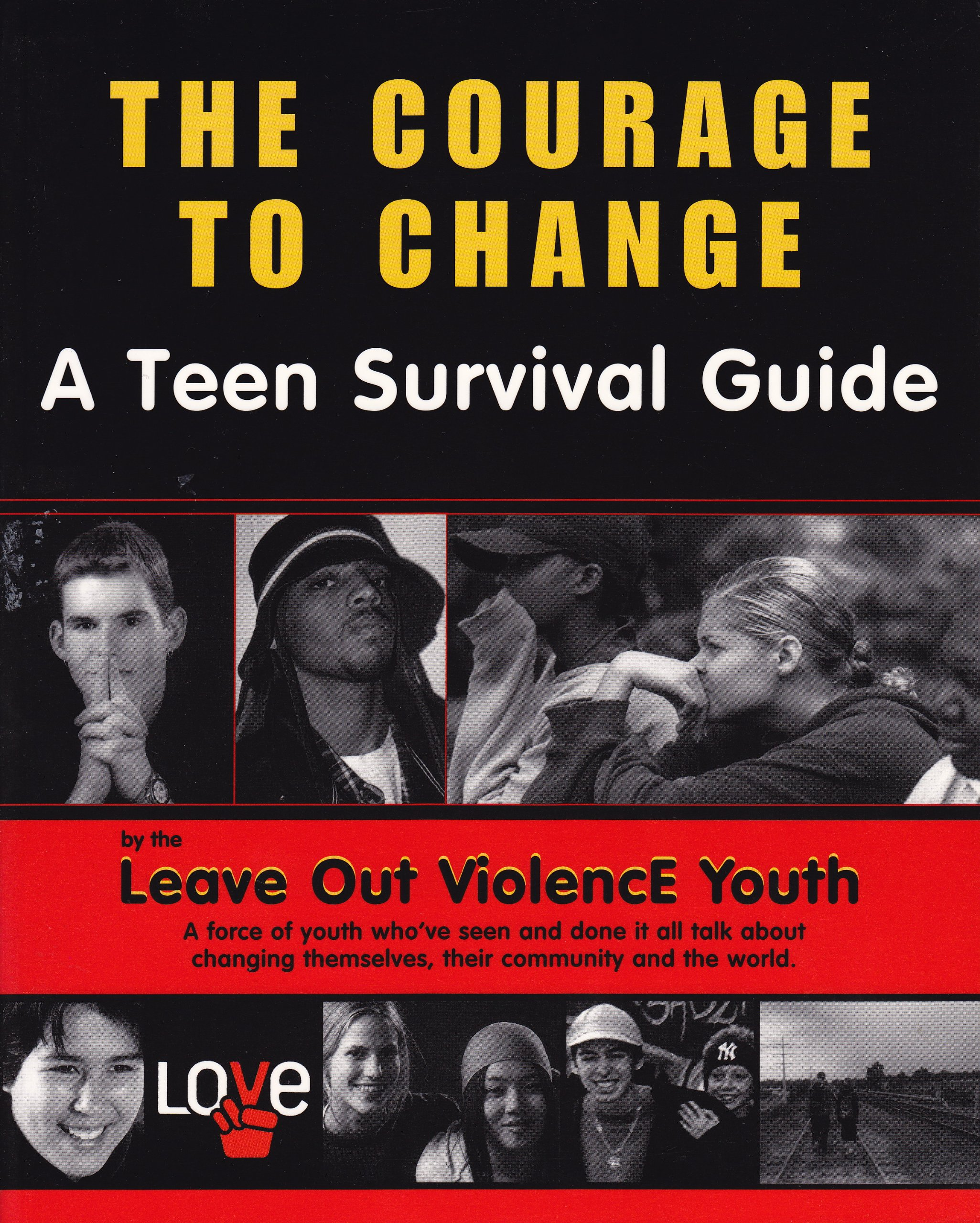 Download Courage to Change (Teen Survival Guides) Text fb2 ebook