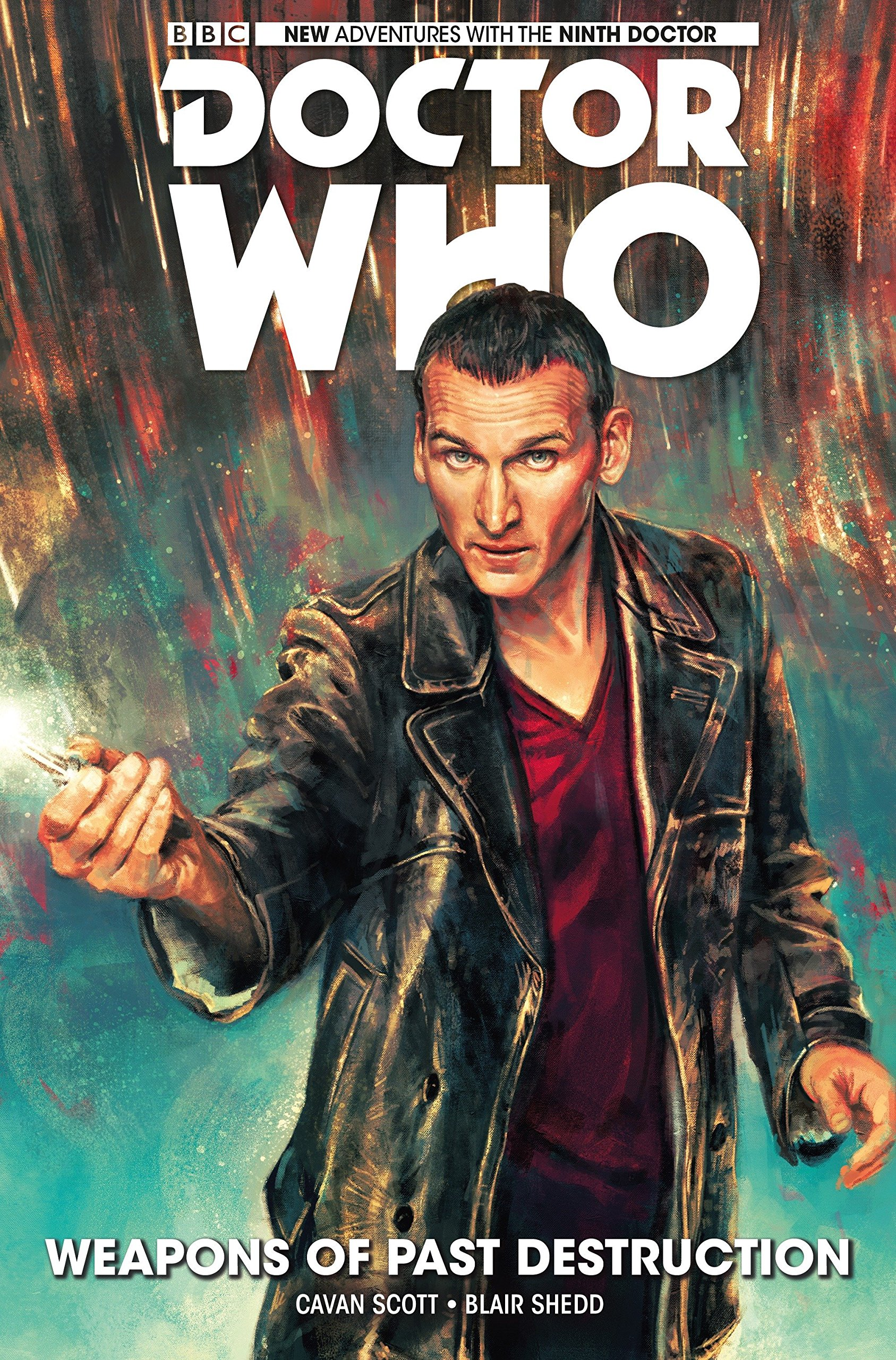 Doctor Who: The Ninth Doctor Volume 1 - Weapons of Past