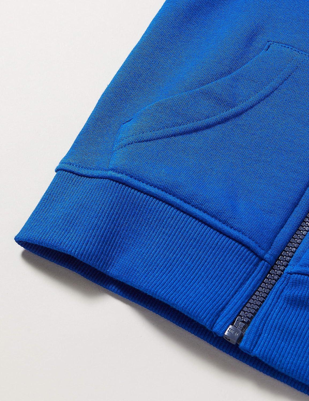 United Colors of Benetton Boys Felpa Zip Cardigan