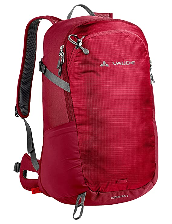 Vaude 12153 Sac à Dos de Randonnée Mixte Adulte, Indian Red, 22 L