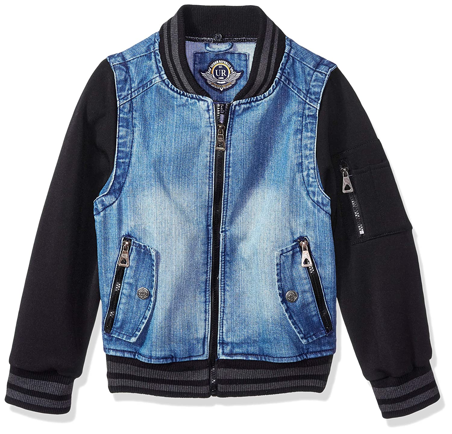 Urban Republic Boys Three Pocket Denim Jacket