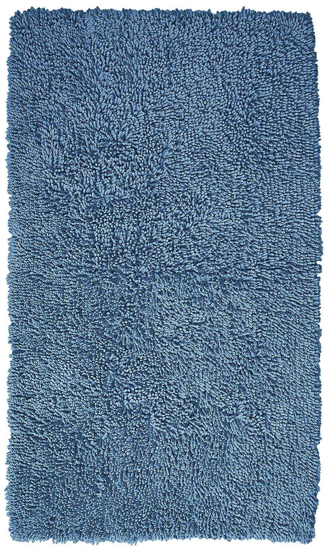 Kess InHouse Emine Ortega Jolly Trees Blue Royal 23 x 23 Square Floor Pillow