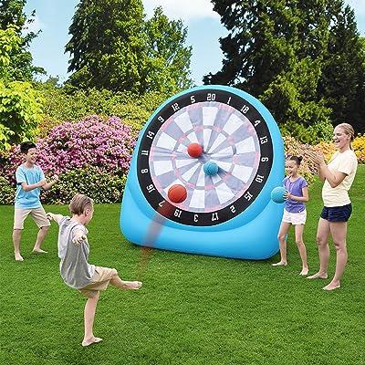 Play Day Kick Darts Game: Toys & Games