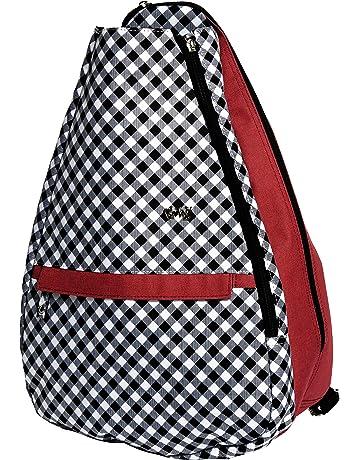GloveIt Tennis Racket Backpack - Tennis Gear Bag for Women - Ladies Tennis  Racquet Backpacks - e1c90729f