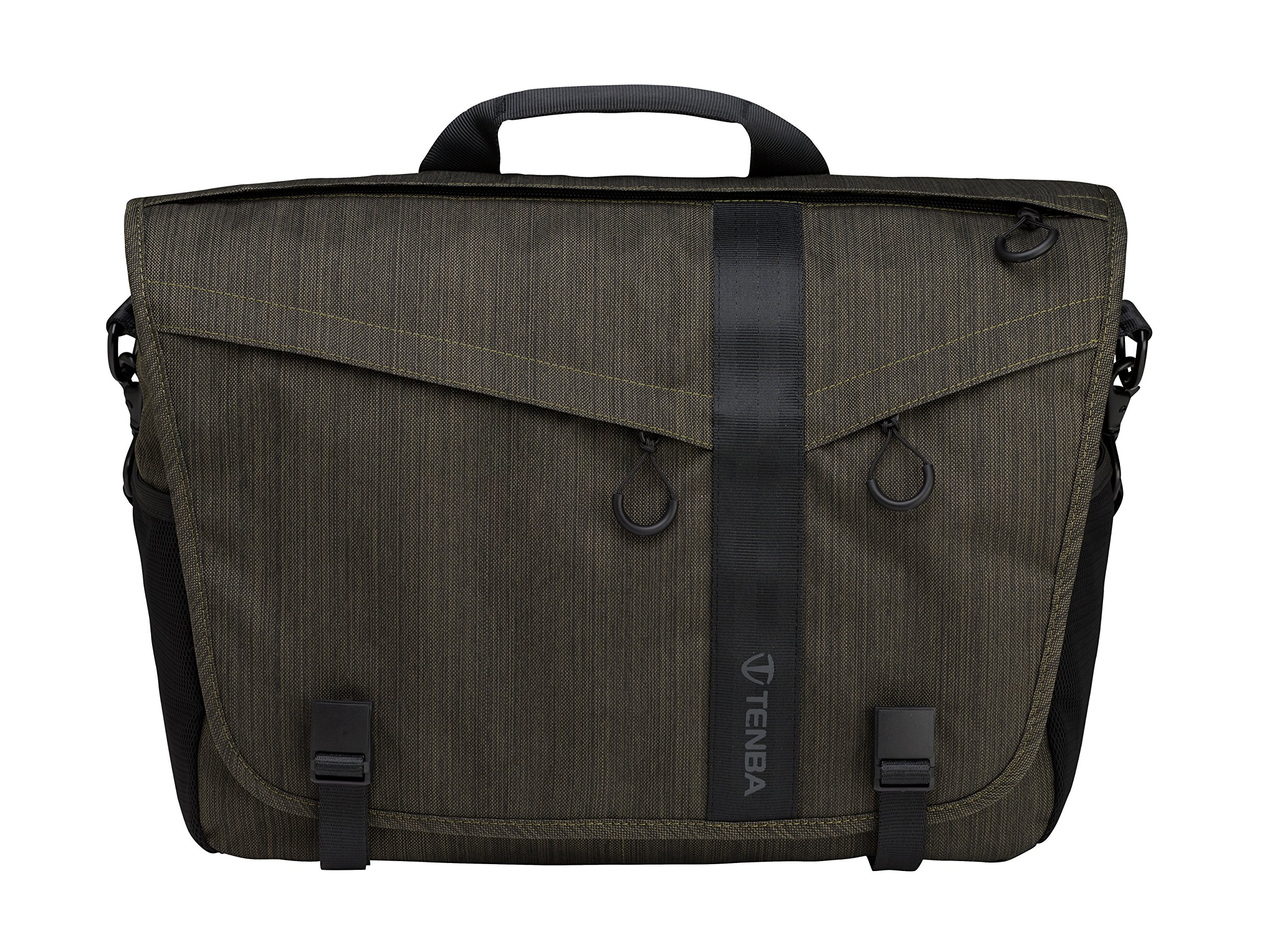 Tenba Messenger DNA 15 Camera and Laptop Bag - Olive (638-382)