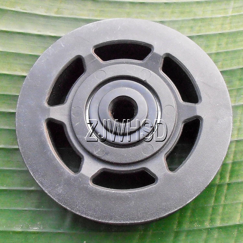 Universel 96/mm 9,7/cm en nylon Roulement Poulie de roue c/âble Gym Fitness pi/èces de rechange dAbbott