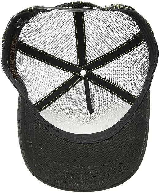 b4a566271ca08c Goorin Bros. Men's Queen Bee Animal Farm Trucker Cap Baseball, Black, One  Size: Amazon.co.uk: Clothing