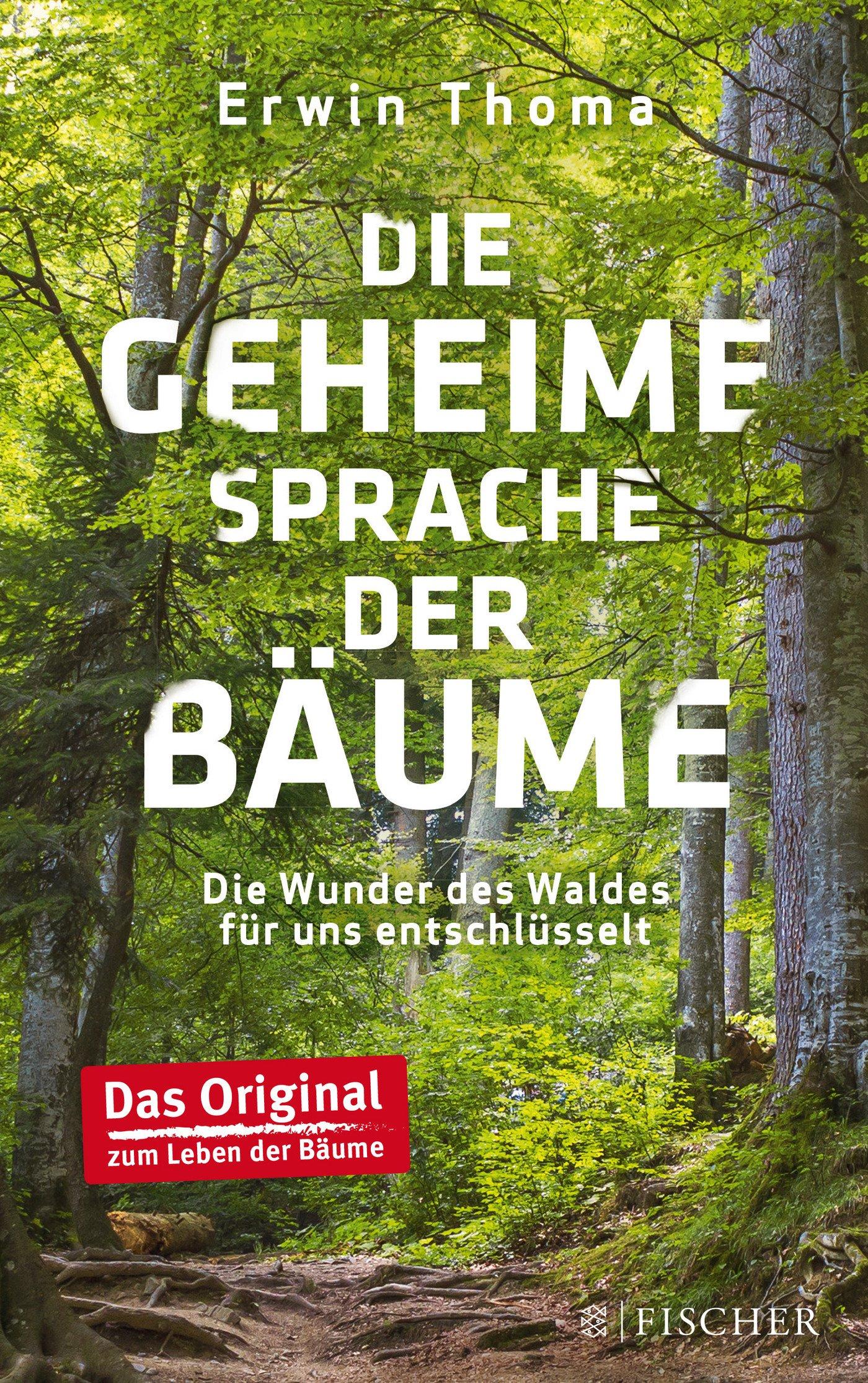 Die geheime Sprache der Bäume: Die Wunder des Waldes für uns entschlüsselt
