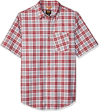 chemise homme manche courte timberland