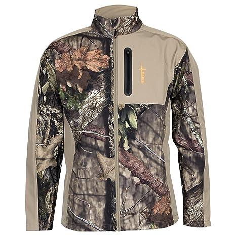 b717fb927ce4c Amazon.com : Habit Men's Softshell Pro Jacket : Sports & Outdoors