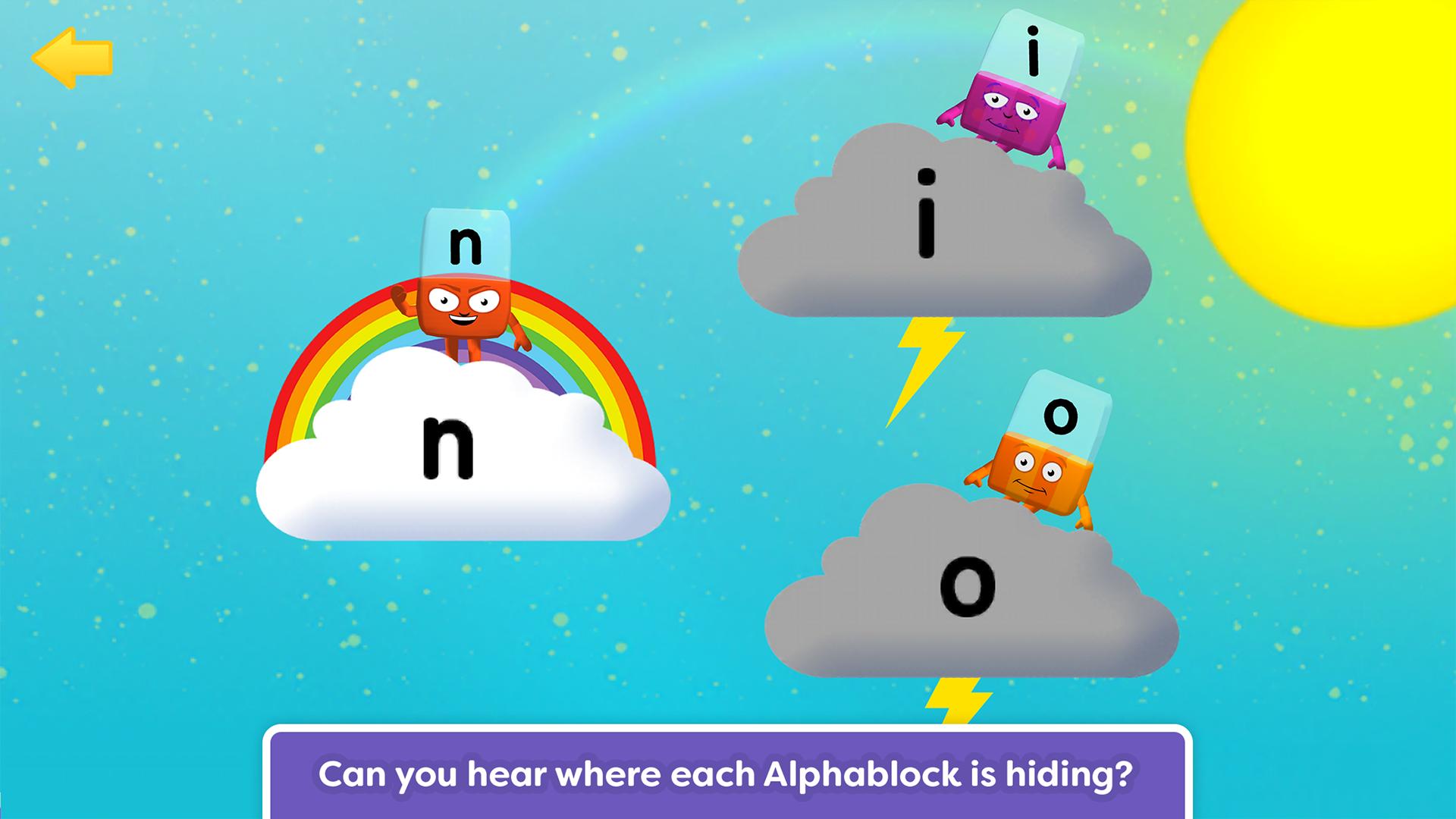 Amazon Com Alphablocks Letter Fun Appstore For Android