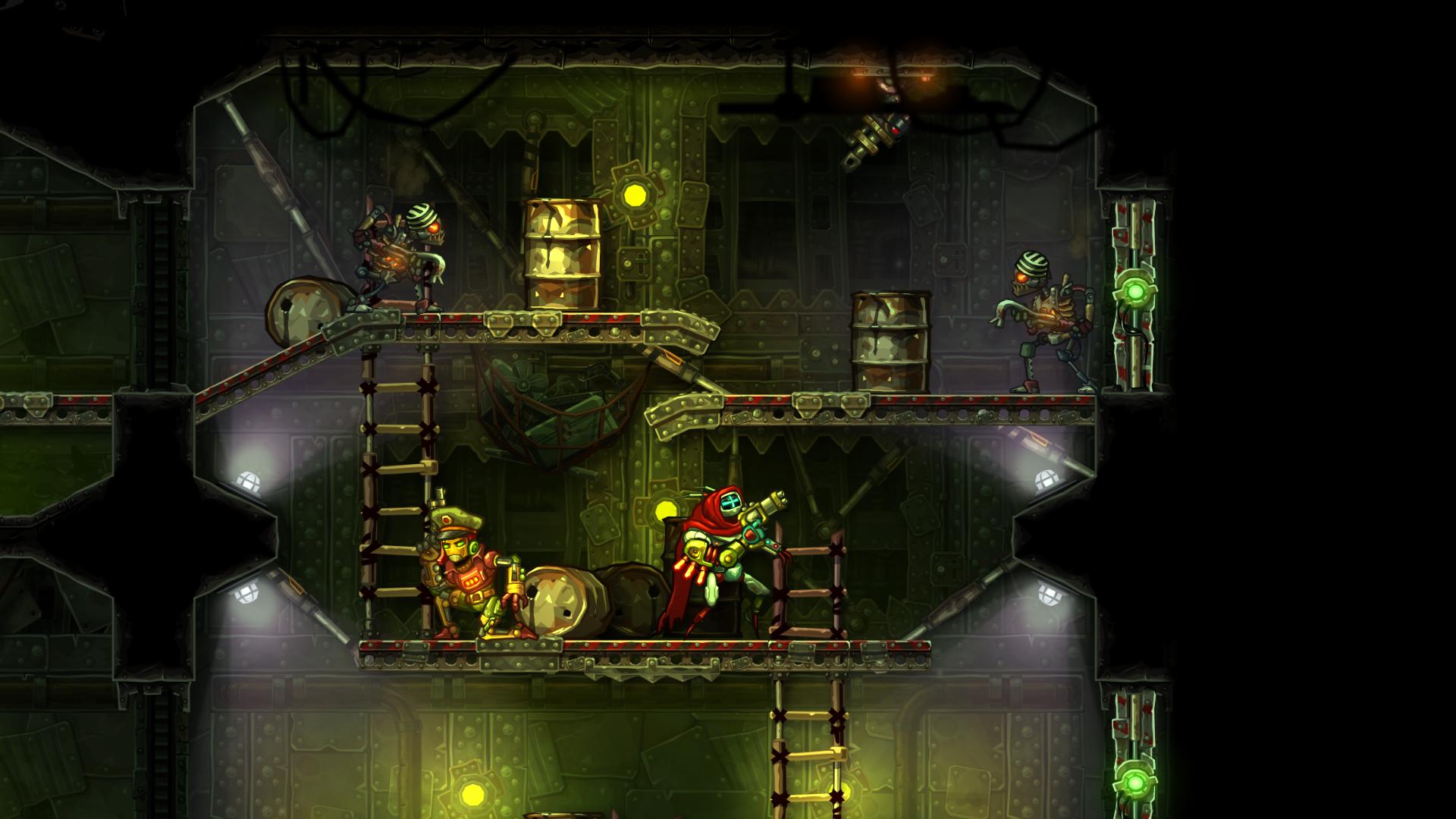 SteamWorld Heist - The Outsider DLC [Online Game Code]