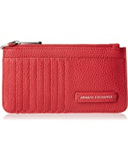 A|X Armani Exchange womens Card Holder