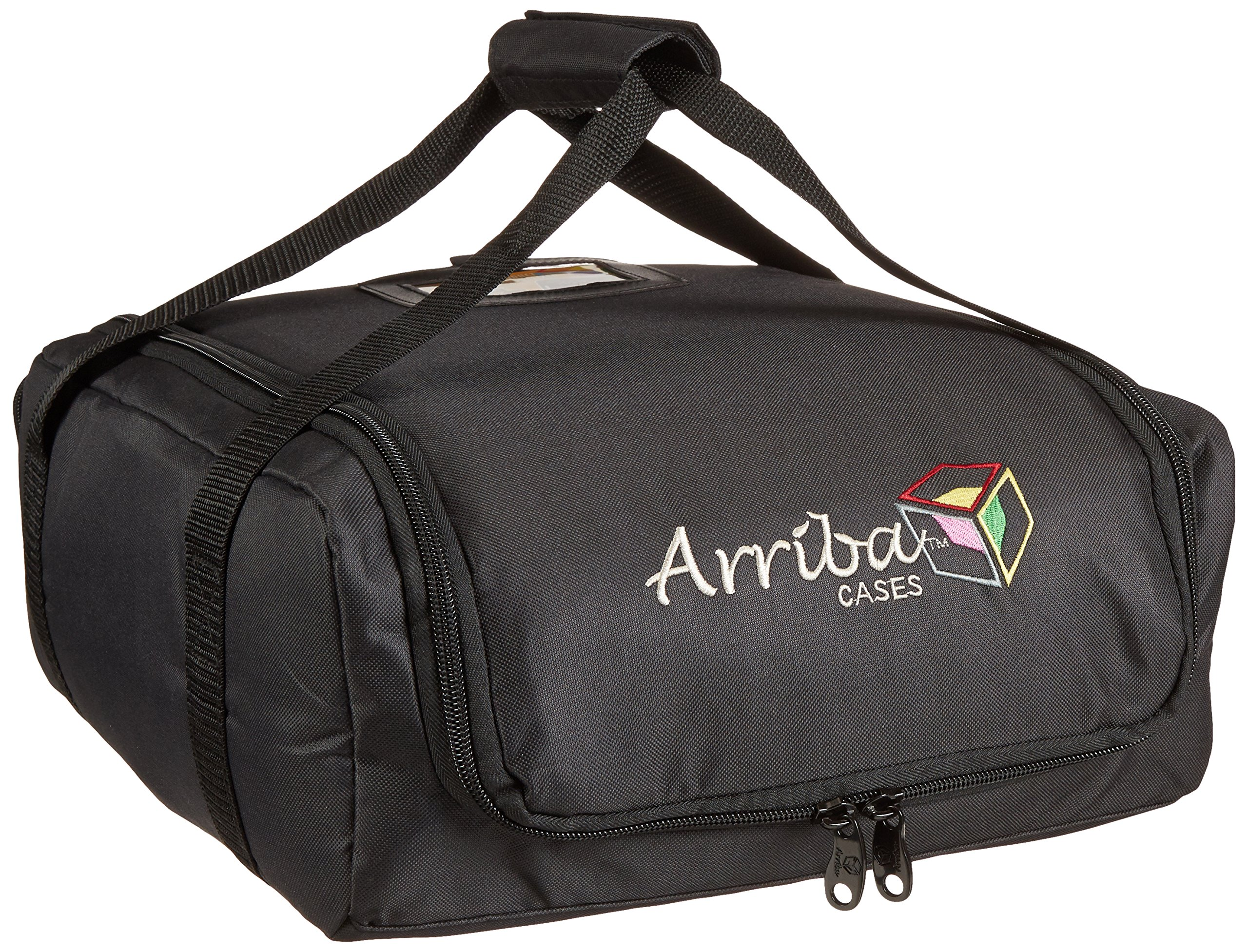 Arriba Cases Ac-100 Padded Gear Transport Bag Dimensions 13.5X15.25X6 Inches