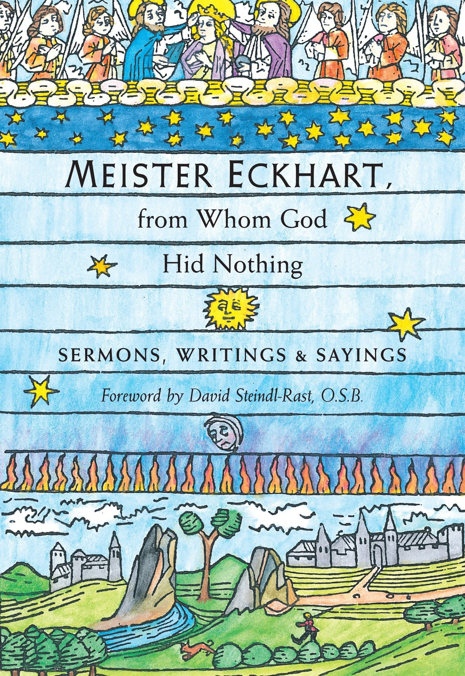 Meister Eckhart, from Whom God Hid