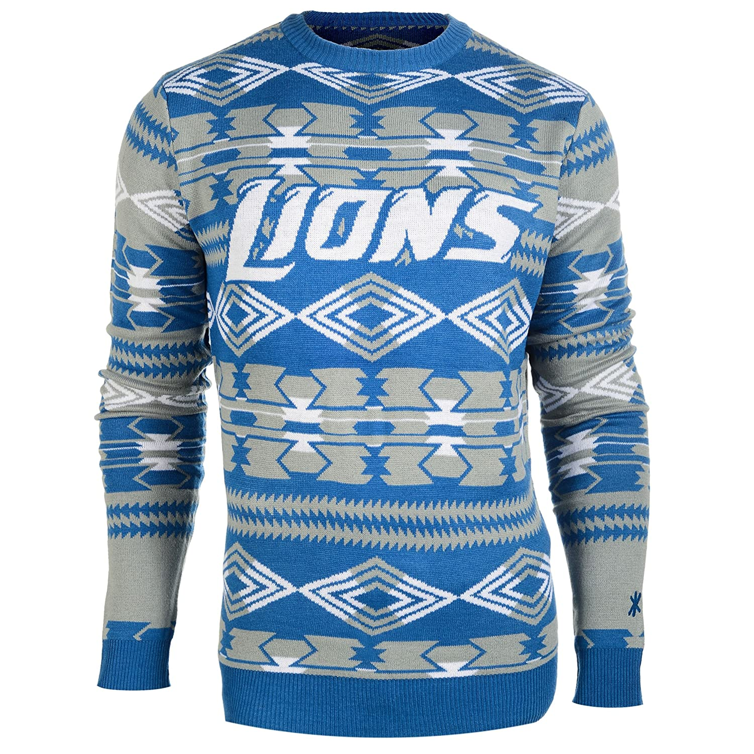 Lions Ugly Holiday Sweater