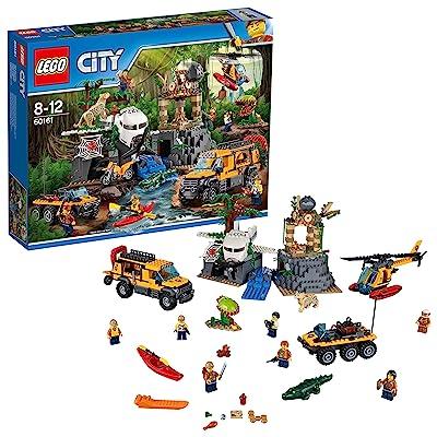 City Jungle - Jungle Exploration Site: Toys & Games