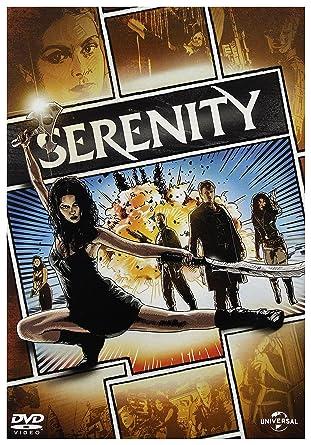Serenity DVD Region 2 IMPORT No hay versión española: Amazon ...