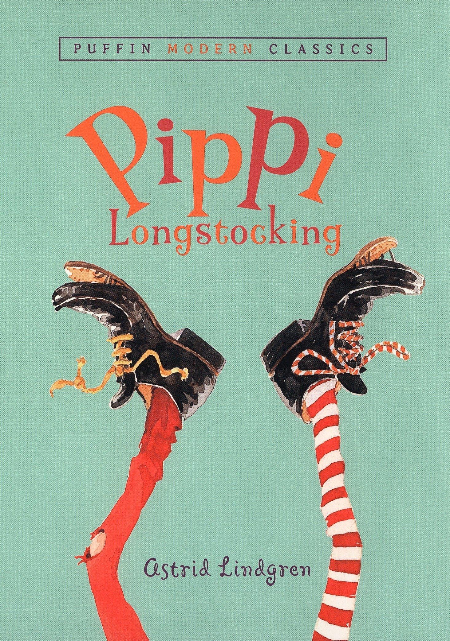 Download Pippi Longstocking pdf