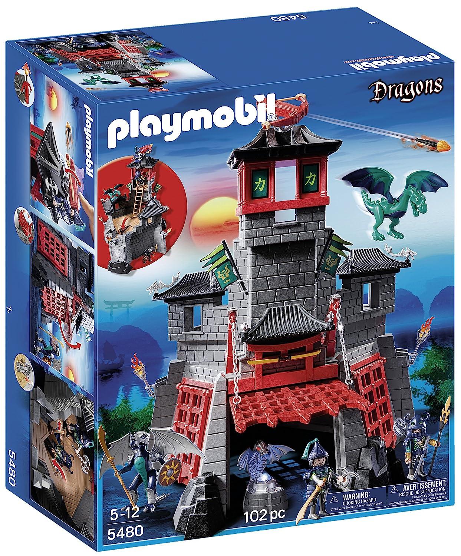 5480 Figurine Playmobil Citadelle Secr/ète du Dragon