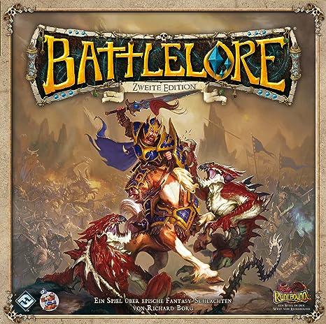 Heidelberger HEI0800 - Battlelore, Juego de mesa, segunda edición ...