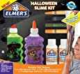 Elmer's Halloween Slime Kit, Glitter Glue, Glitter Pens & Magical Liquid Activator Solution, 8 Count