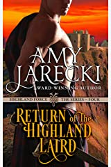 Return of the Highland Laird (Highland Force Book 4) Kindle Edition
