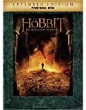 The Hobbit: The Desolation of Smaug Extended Edition (DVD)