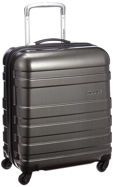 [アメリカンツーリスター] スーツケース エムブイプラス ハード スピナー50 機内持ち込み可035L 50 cm 2.4 kg 74288 国内正規品 メーカー保証付き  ブラックチェッカー B01CQJW7WQ