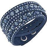 Slake Dark Blue Dot Bracelet 36 CM