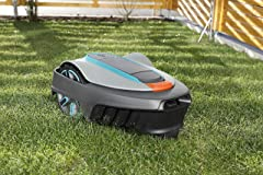 Gardena SILENO city 500 für Ihren Rasen optimal