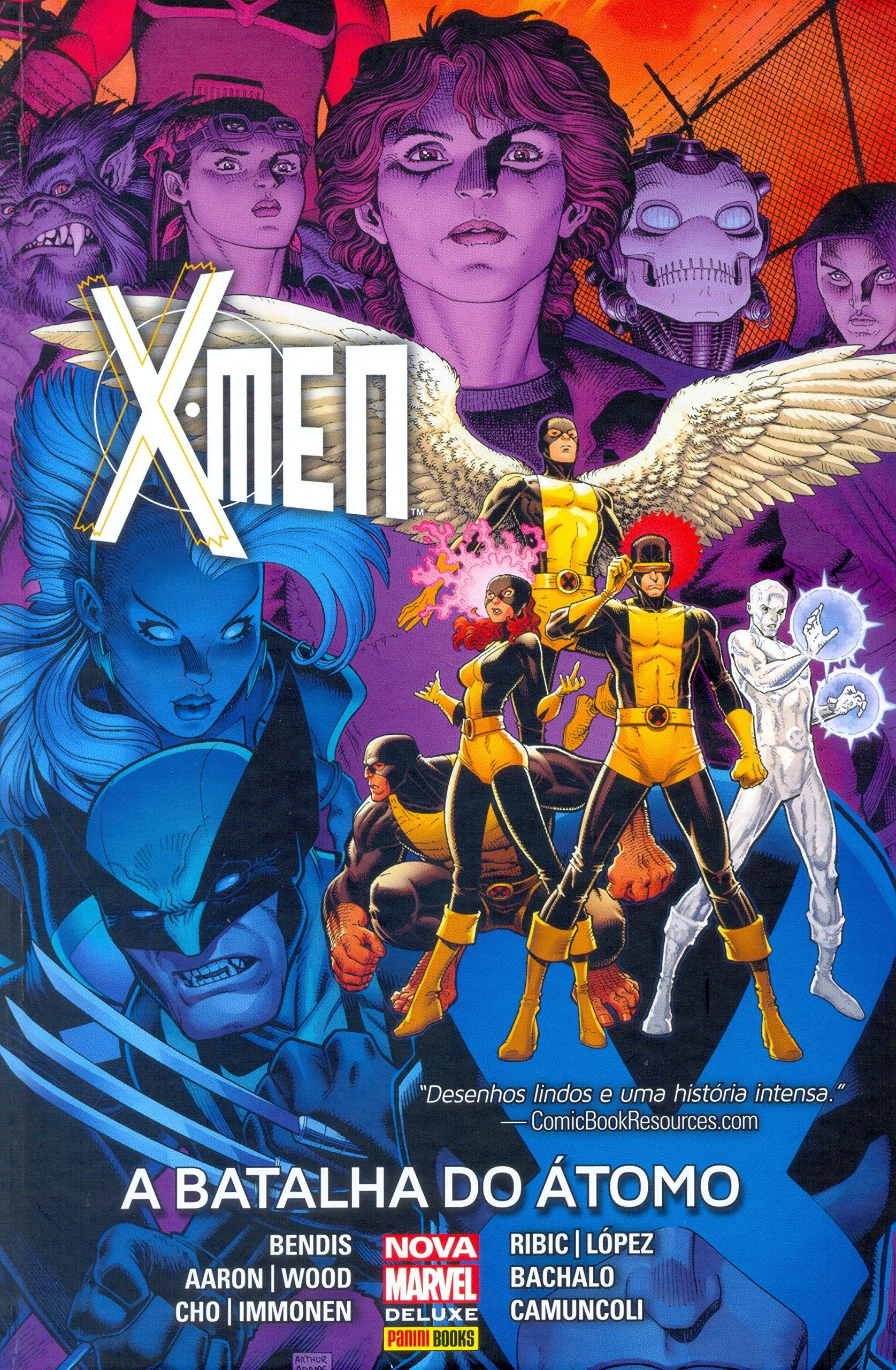 Resultado de imagem para x-men a batalha do átomo