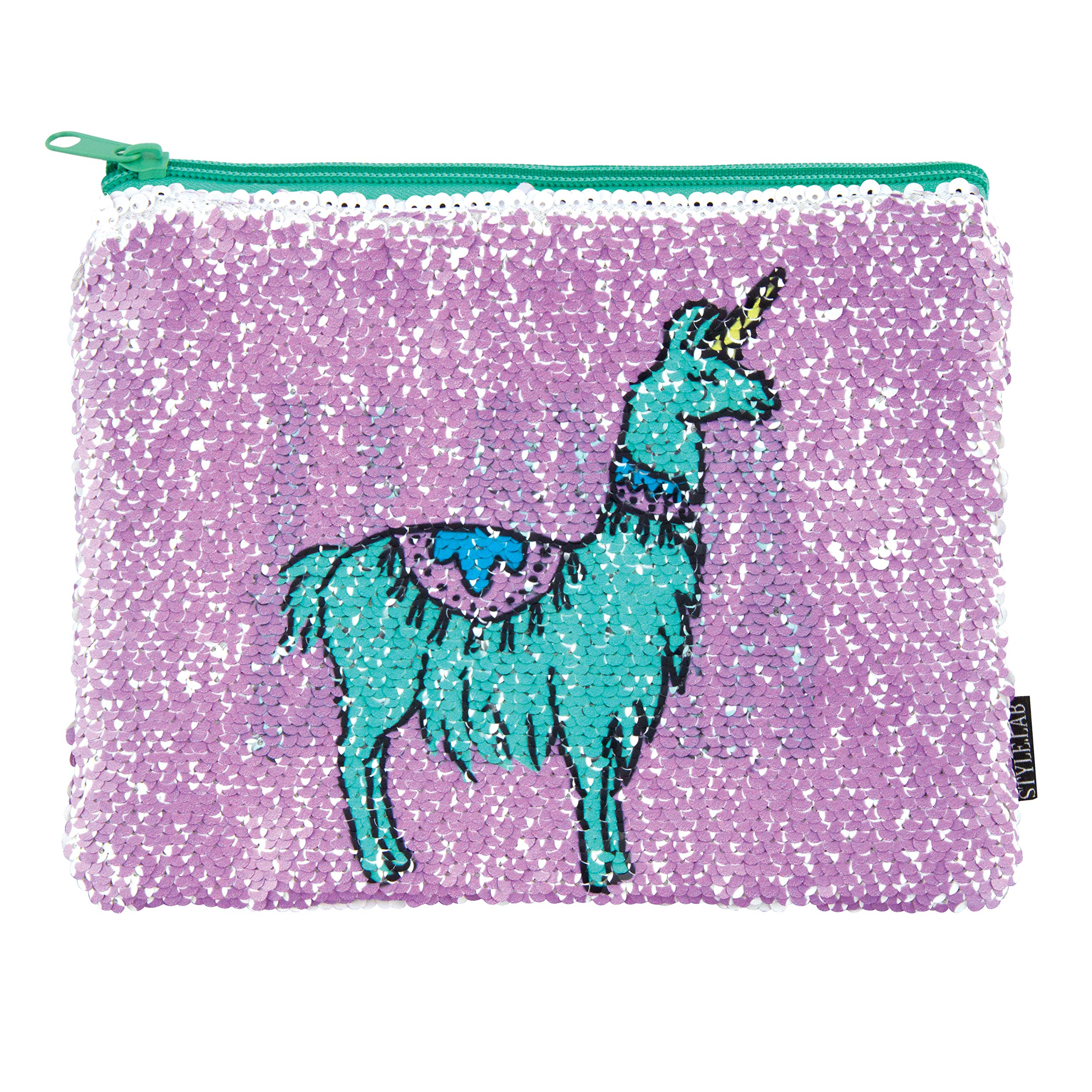Style.Lab Magic Sequin Reveal Pouch-Llama/Drama by Style.Lab (Image #2)