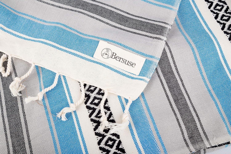 50,8/x 78,7/cm 100/% Cotone Turco Unico Mano Viso Set di Asciugamani Pestemal Asciugamano da Cucina Bagno Spa Pool Massage Sauna Beach Yacht Gym Fitness Unisex Asciugamano Confezione da 10