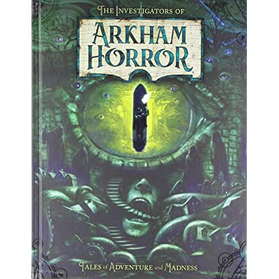 The Investigators of Arkham Horror: Toys & Games