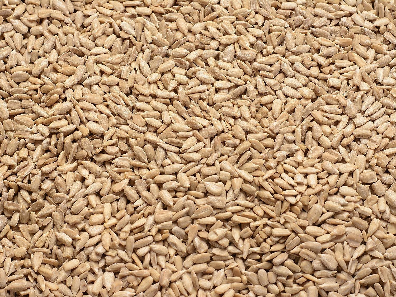 Biojoy Semillas de Girasol orgánicas, peladas, crudas y sin sal (1,5 kg): Amazon.es: Alimentación y bebidas