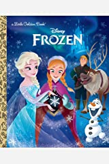 Frozen (Disney Frozen) (Little Golden Book) Hardcover
