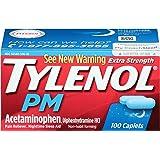 Amazon Com Tylenol Pm Extra Strength Pain Reliever