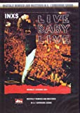 "INXS:""LIVE BABY LIVE"":WEMBLEY STADIUM 1991 DTS=KOREAN ALL REGION IMPORT."