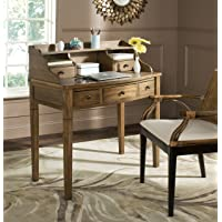 Deals on Safavieh Tiverton Oak Writing Desk