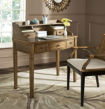 Amazon Com Safavieh American Homes Collection Landon Medium Oak