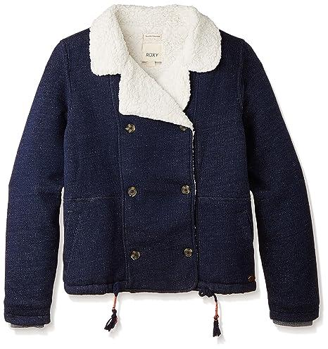 e23081ab00ea6f Roxy Damen Jacke blau XL: Roxy: Amazon.de: Sport & Freizeit