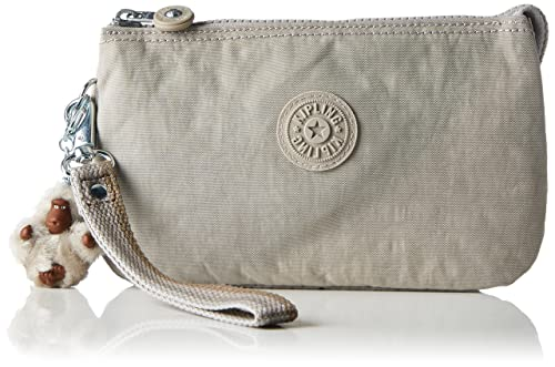 Kipling Womens Creativity Xl Purse Beige (Pastel Beige C)