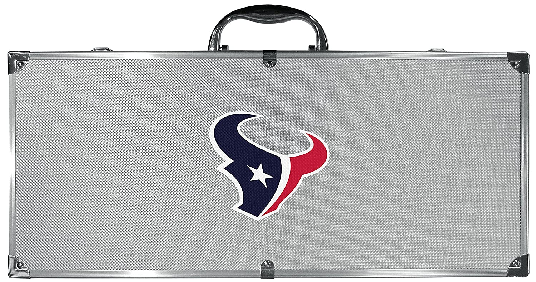 NFLユニセックス8 pc Tailgater BBQセット B079V6779B Set of 8|グレー|Houston Texans グレー Set of 8