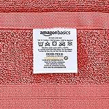 AmazonBasics Performance Bath Towels, Set of
